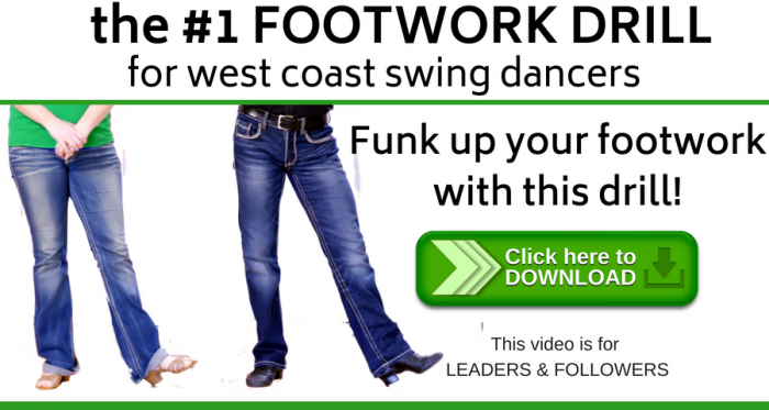 #1 footwork drill