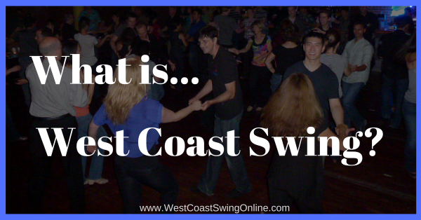 what is west coast swing