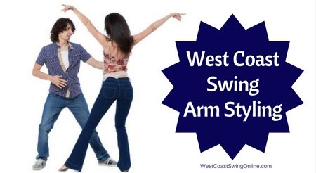 West Coast Swing Arm Styling