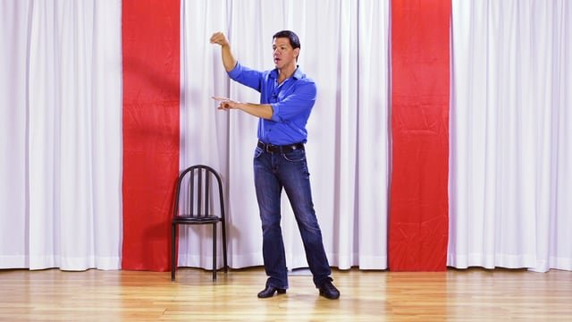 Styling & Spins – Understanding Posture