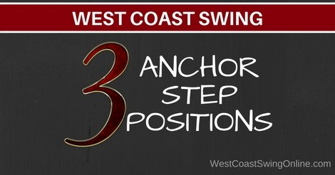 3 Anchor Step Positions