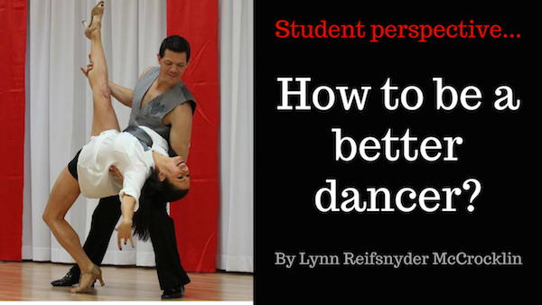 How to be a better dancer
