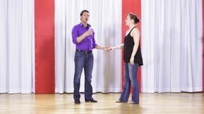 Styling – Minimizing your movement to show off your partner