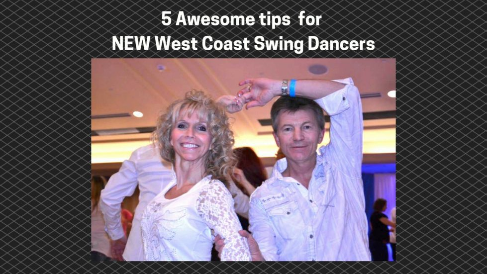 new west coast swing dancers