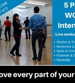 west coast swing intensive