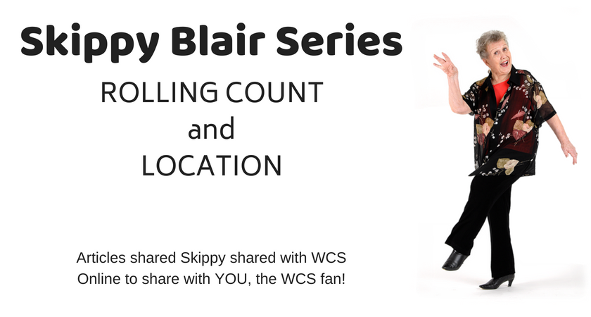 Skippy Blair Series rolling count