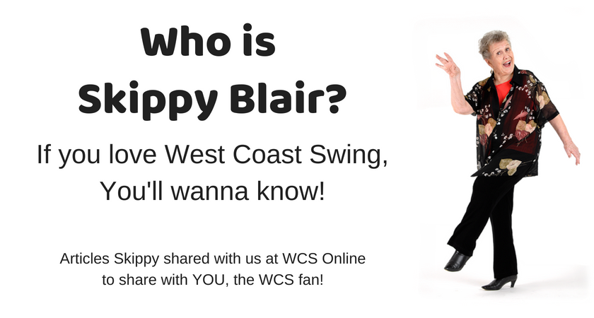 Skippy Blair west coast swing