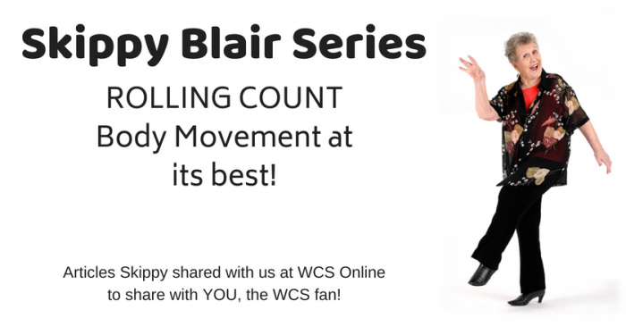 Skippy Blair Series rolling count body movement