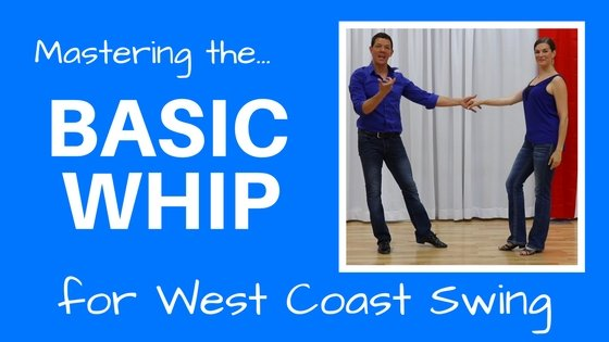 Basic Whip for West Coast Swing