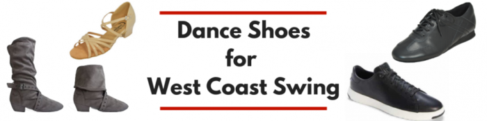 dance shoes for west coast swing