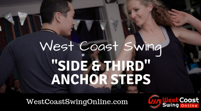 west coast swing moves list