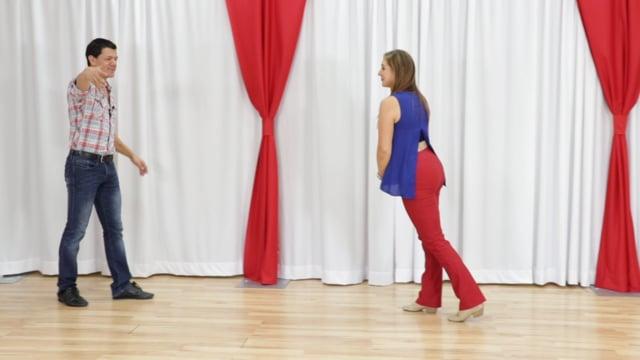 west coast swing dance steps beginners