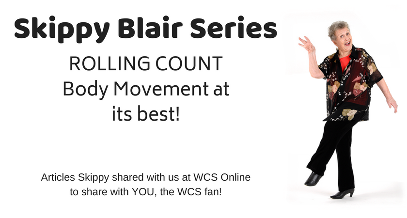 the secret of rolling count wcs musicality