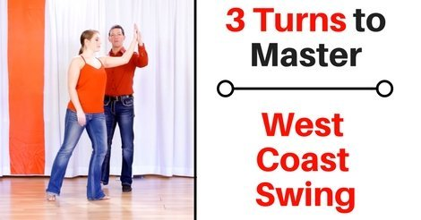 3 turns to master west coast swing