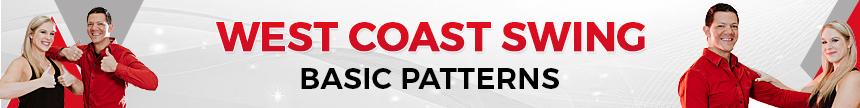 west coast swing basic patterns