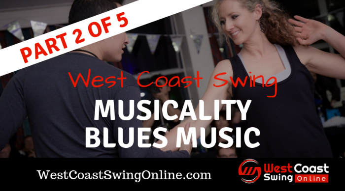 west coast swing blues music