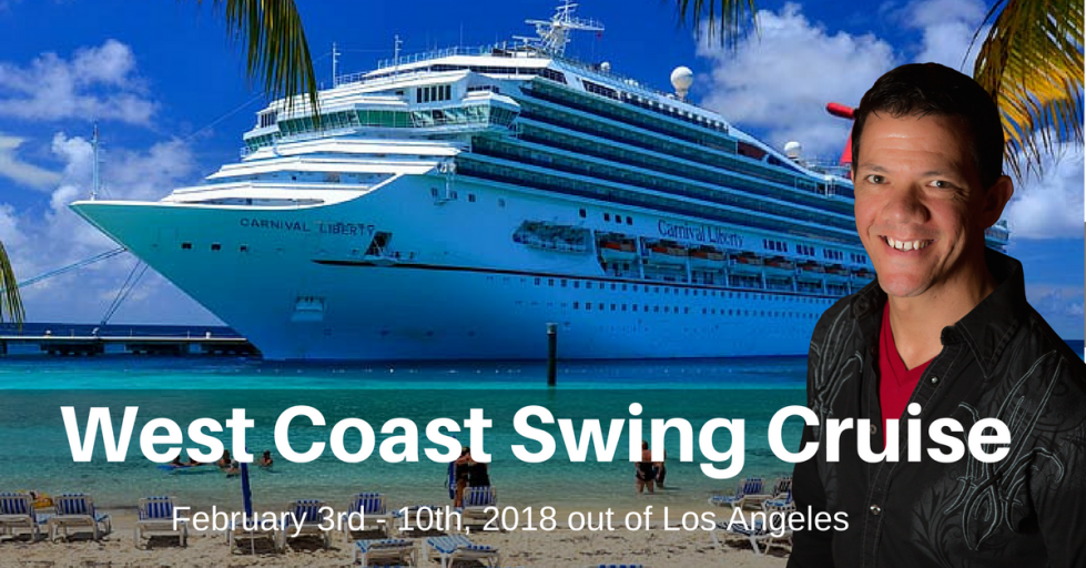 west coast swing dance cruise